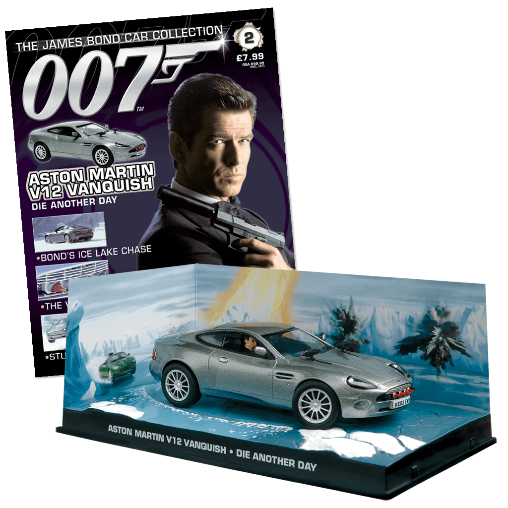 James Bond Cars Sci Fi Amp Fantasy Eaglemoss