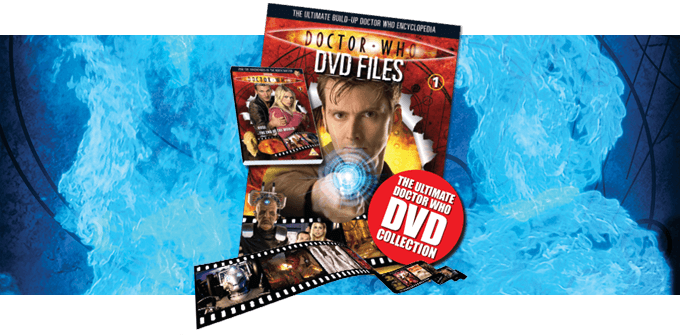 Dr Who DVD Files