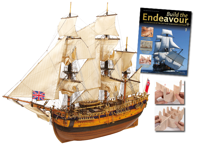 Captain Cook's Endeavour