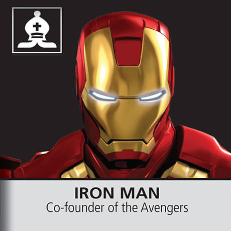 Marvel Chess Iron man