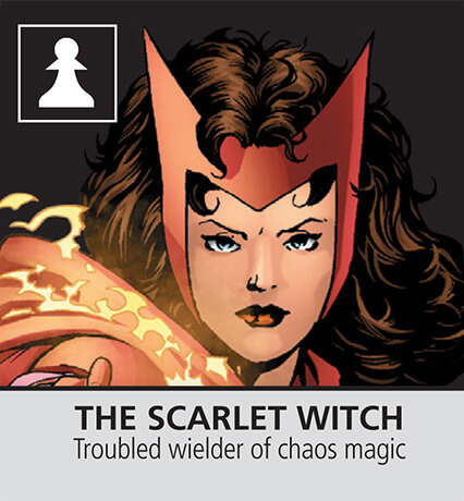 Marvel Chess Scarlet witch 2