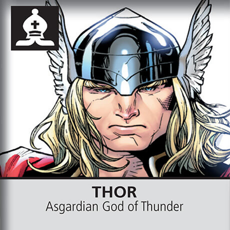 Marvel Chess Thor