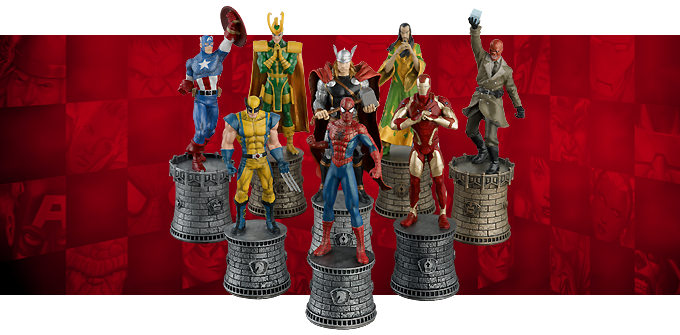 Marvel Chess