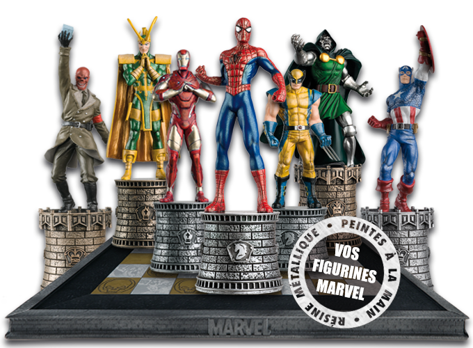 Marvel Chess France