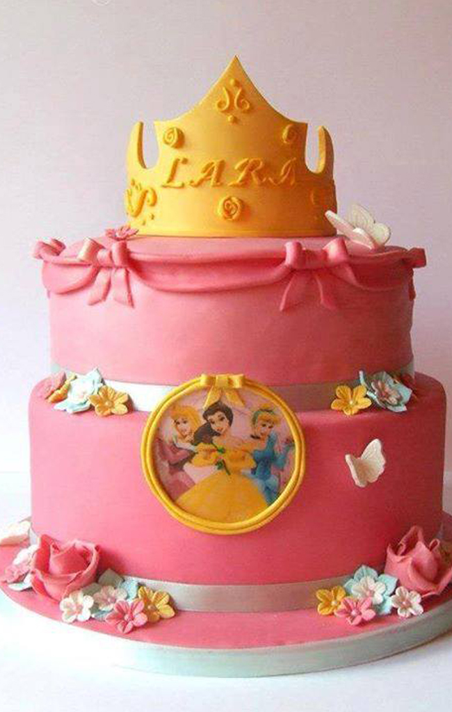 Disney Cake Decor : Disney Princess Cake Decorating Ideas - Wedding Decor