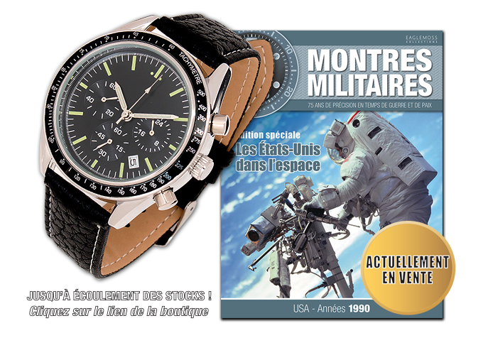 Collection Montres Militaires