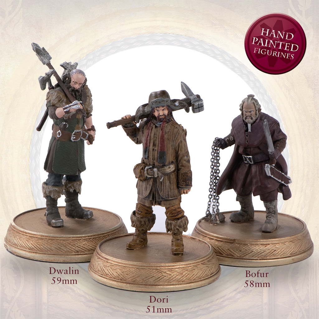 The Official Hobbit Figurine Collection Sci Fi Amp Fantasy