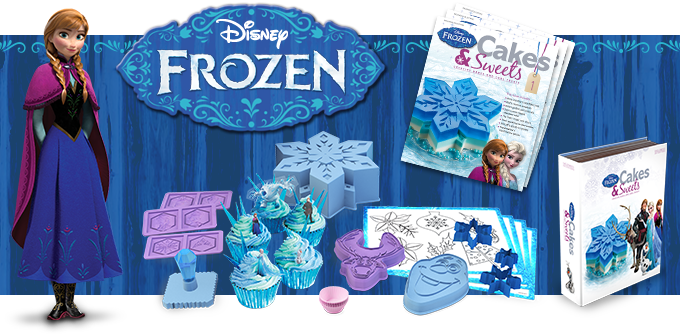 Disney FROZEN Cakes & Sweets