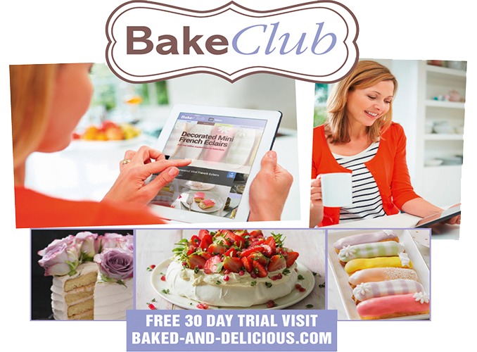 All New Bake Club