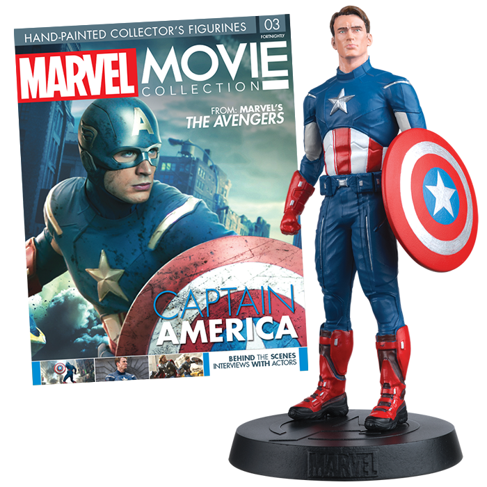 marvel movie collection comic heroes eaglemoss