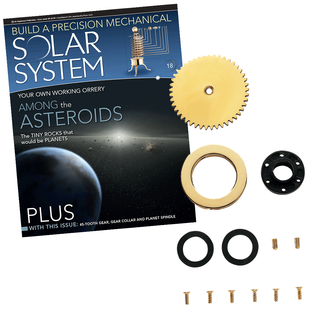 how to build a scale model of the solar system