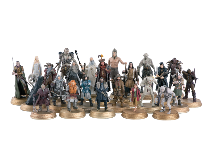 The Hobbit Figurines
