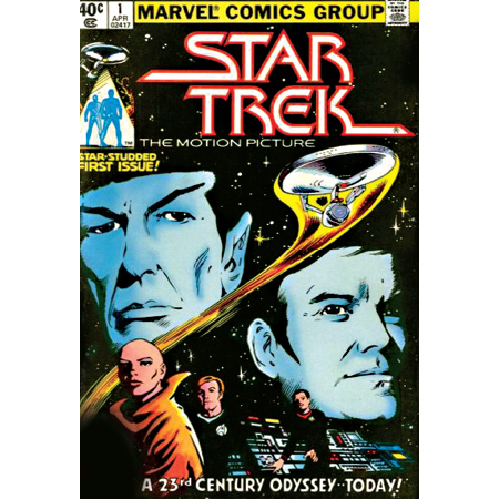 be0c7c3631ffc8 Star Trek The Graphic Novel Collection