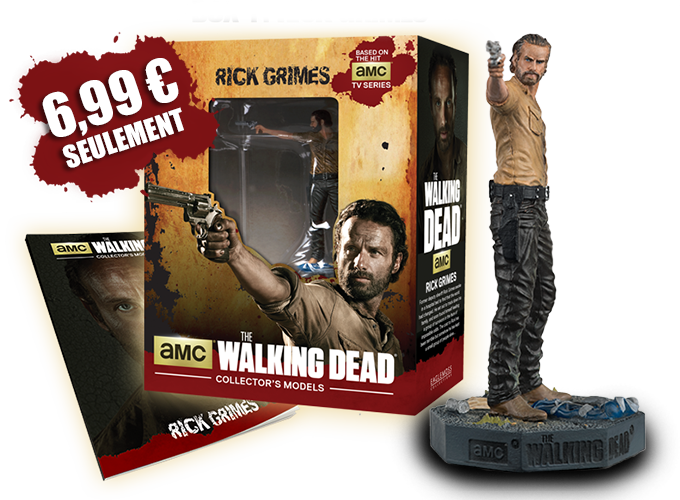 THE WALKING DEAD Collection officielle