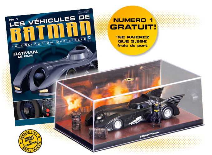 Les Véhicules De Batman : L'ultime Collection