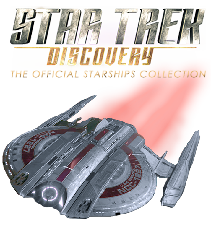 <br><strong style=&quot;padding:20px;font-size:small&quot;>Las naves de<br><i>Star Trek: Discovery</i></strong>