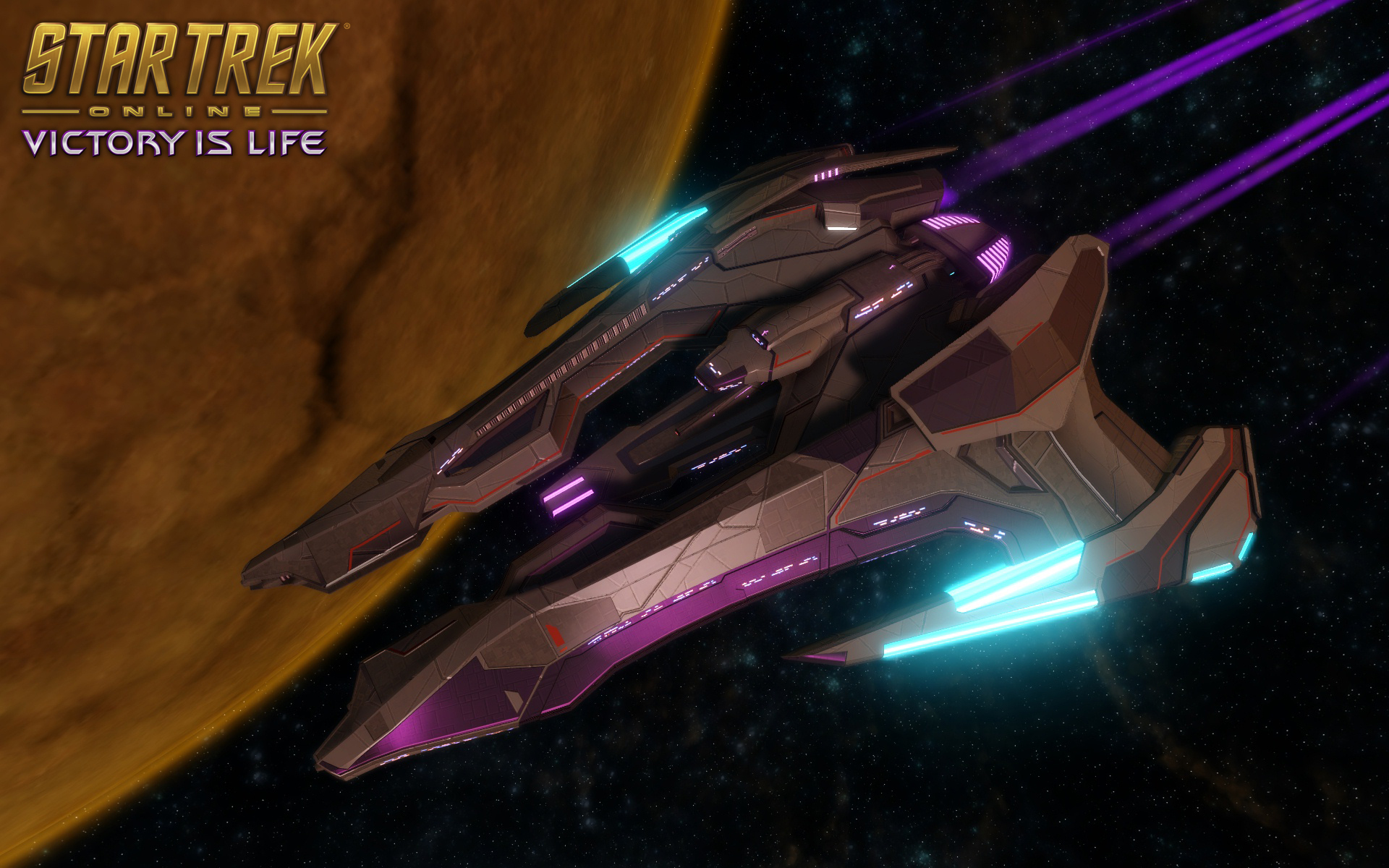 Star Trek Online Jemhadar Vanguard Warship Hero Collector