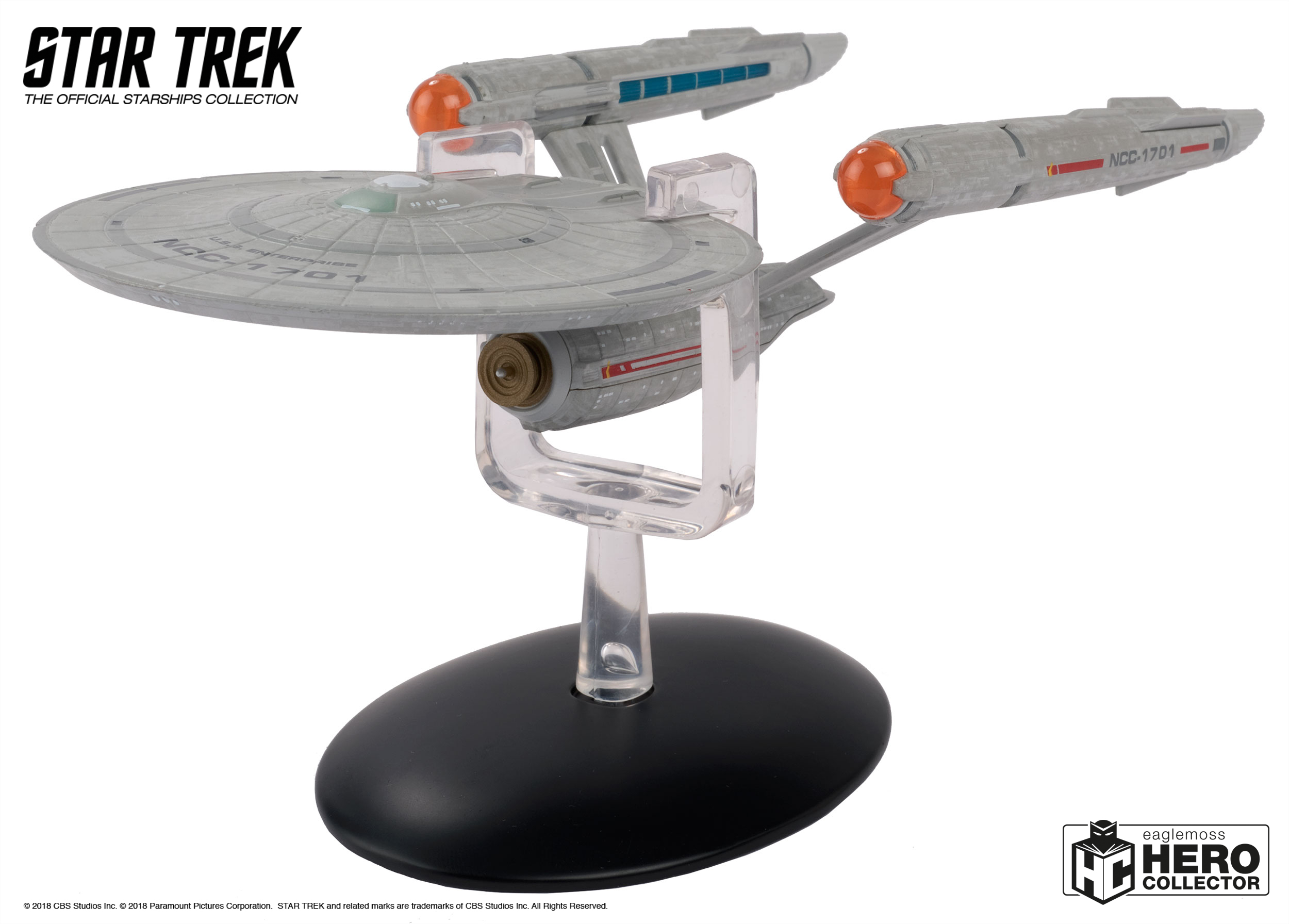 Star Trek Starships Xl Line Extension Hero Collector Click Image To See Larger View Heres A Good Look At The Model Itself On Images For