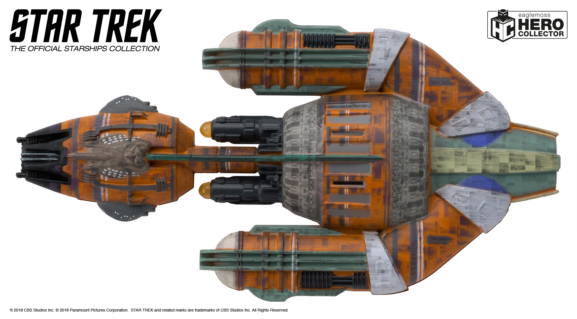 Star Trek Starships 145 150 First Look Hero Collector