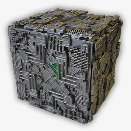 die borg explosions cubes - photo #29