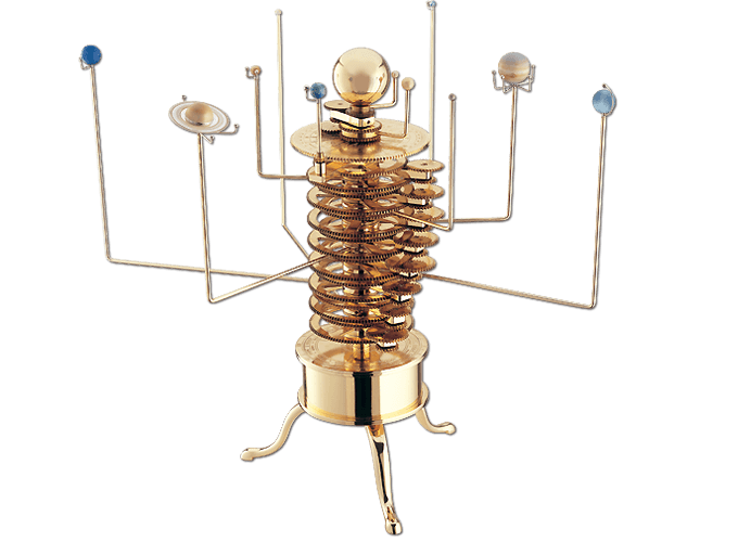 How To Build A Mechanical Solar System Model