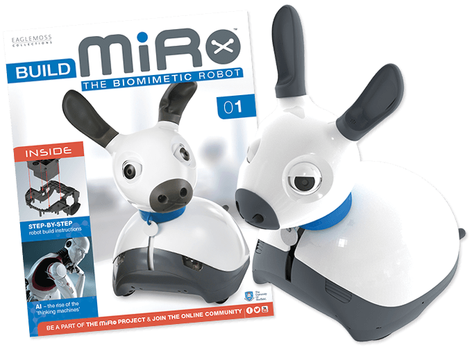 Miro: The Biomimetic Robot