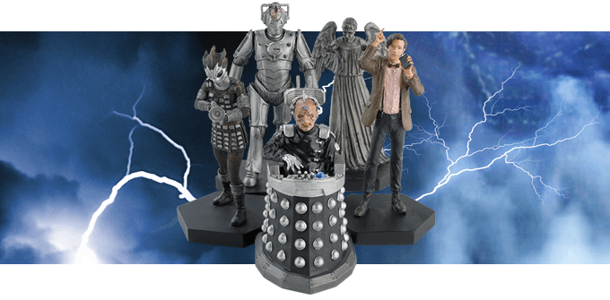 Miniaturas Doctor Who