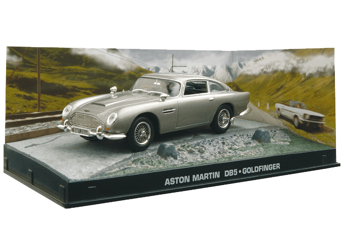 James Bond Cars Carros Eaglemoss