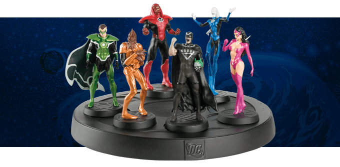 Blackest Night Brightest Day