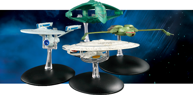 Star Trek The Official Starship Collection
