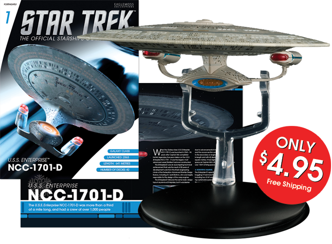 Star Trek™: The Official Starships Collection