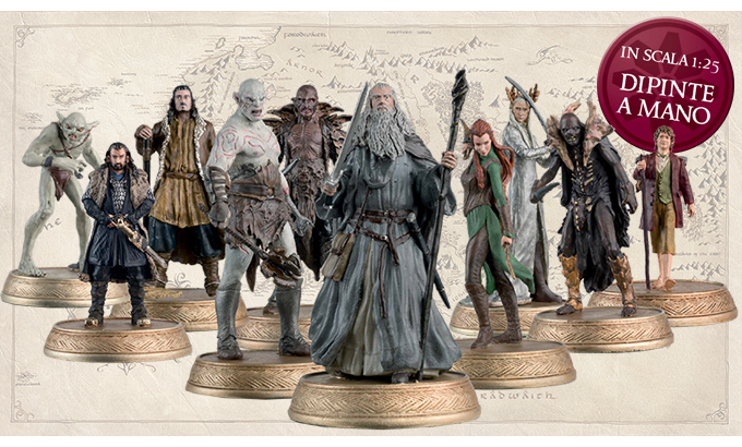 hobbit italy collection