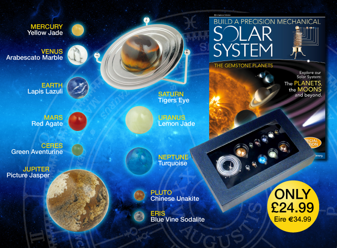 Solar System layout special
