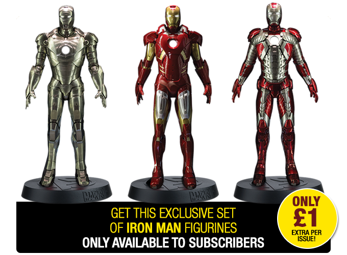 Marvel Movie Collection : Comic heroes - Eaglemoss