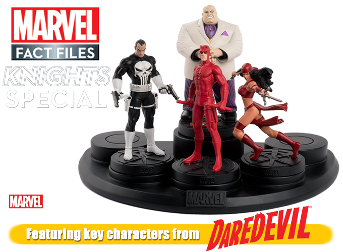 Marvel Cosmic & Marvel Knights Mini-series