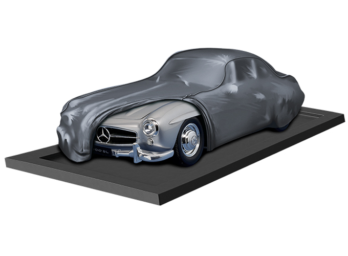 Mercedes Gullwing cover