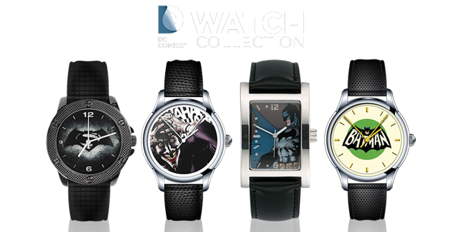 DC Watch Collection