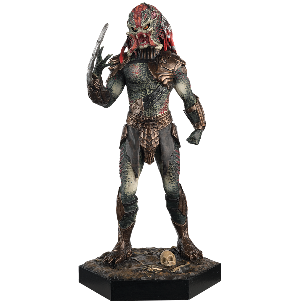 Alien And Predator Official Figurine Collection Sci Fi