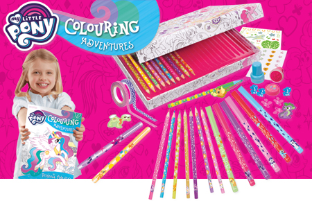 My Little Pony - Colouring Adventures