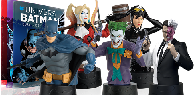 Batman Universe | Collector's Busts