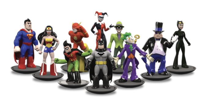 Batman and the DC Superfriends
